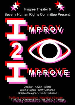 Improv-2-Improve Invited to Perform at Human Rights Day Event