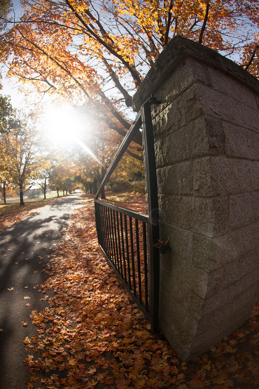 Pingree School Front Gate