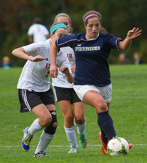 Taylor Casale Pingree Girls Soccer