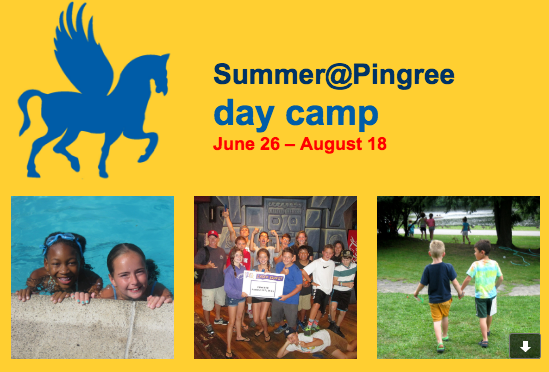 Summer@Pingree Day Camp