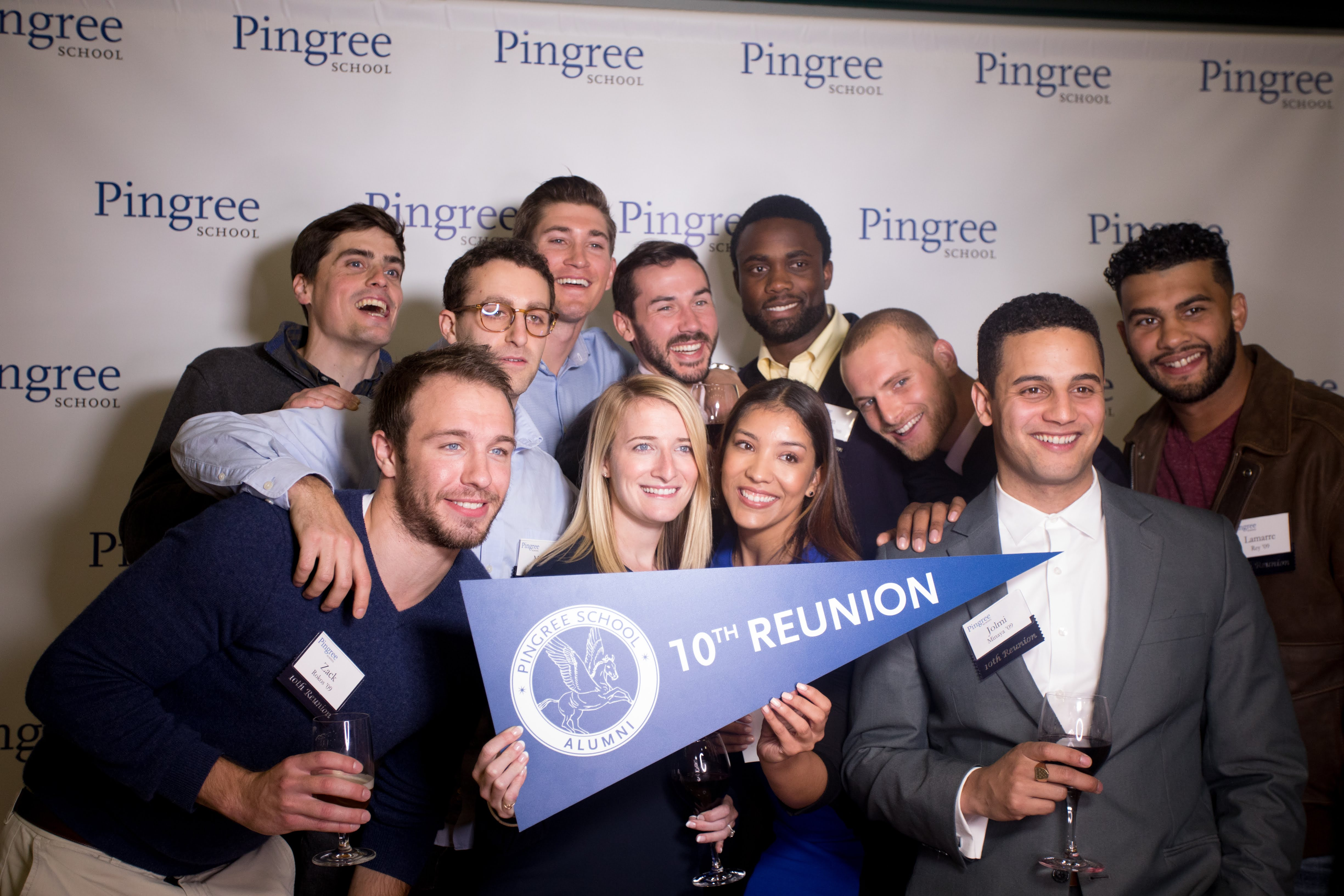 Pingree 30th reunion alumni